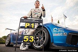 Ayhancan Güven écrit l'Histoire en Porsche Carrera Cup France