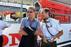 Mika Häkkinen rejoint la Race of Champions