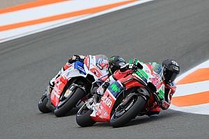 Организаторы MotoGP отказались от тестов в Валенсии
