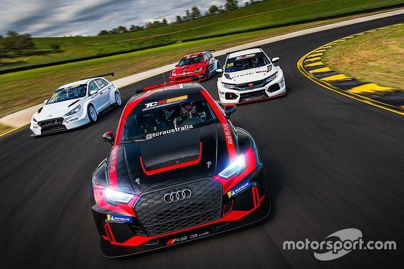 TCR Australia caps cars, entries for 2019