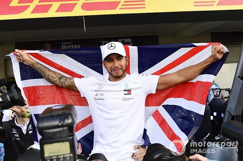 Хэмилтон поставил цель на остаток карьеры – приблизиться к рекордам Шумахера