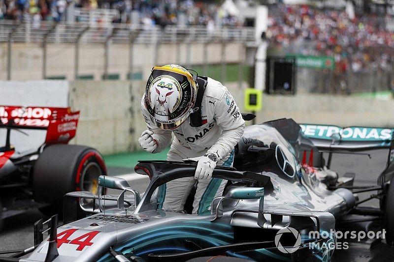 Qualifs - Hamilton bat Vettel dans l'incertitude
