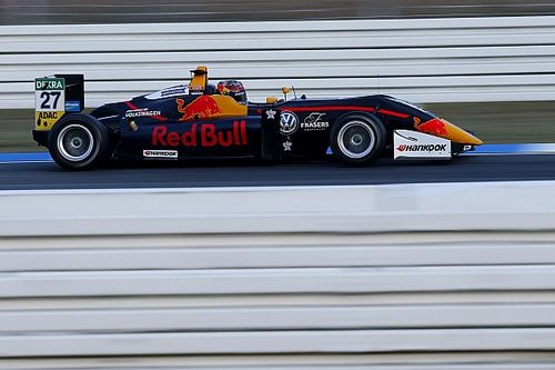 Le Red Bull Junior Team se développe avec Honda