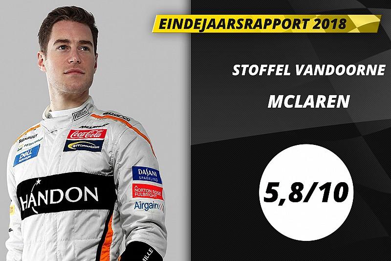Eindrapport Stoffel Vandoorne: Verkeerde plaats op het verkeerde moment
