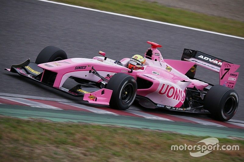 Maini completes maiden Super Formula test