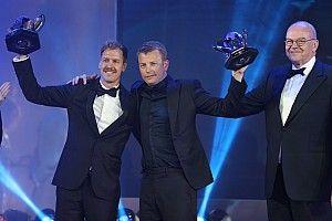 Video: Raikkonen'in FIA Galası'nda eğlendiği anlar