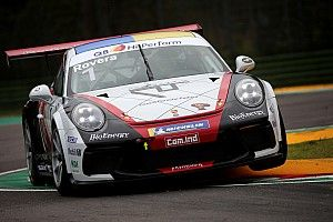 Carrera Cup Italia, Imola: Rovera-pole impone la legge del numero 1