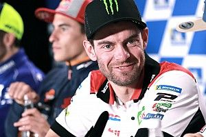 Crutchlow sidelined from Australian GP with broken ankle
