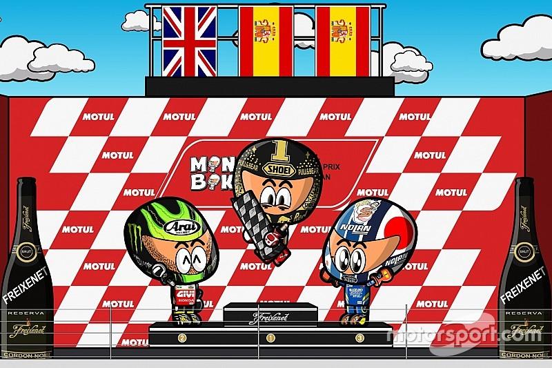 Vídeo: el GP de Japón 2018 de MotoGP, por MiniBikers