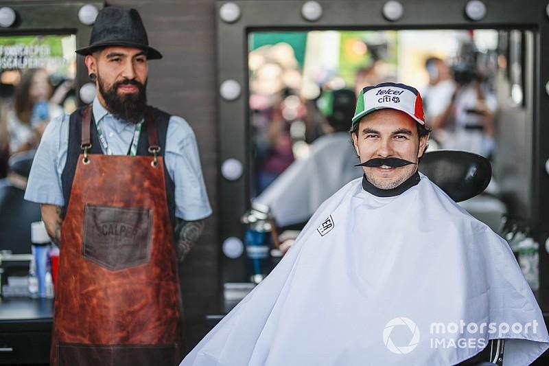 GALERÍA: Peréz en la barbería