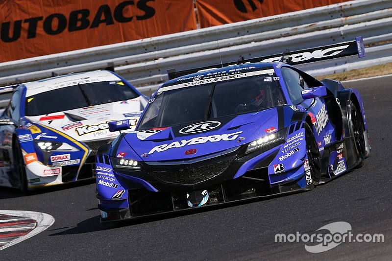 "Honda wants to keep midship NSX ""for a reason"" - Cassidy"