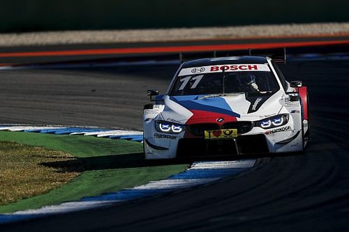 """Marco Wittmann beffa per 0""""054 Rast e centra la pole position per Gara 2 di Hockenheim"""