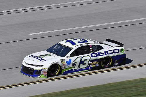 "Ty Dillon finds hope at Talladega ""in one of the toughest seasons"""