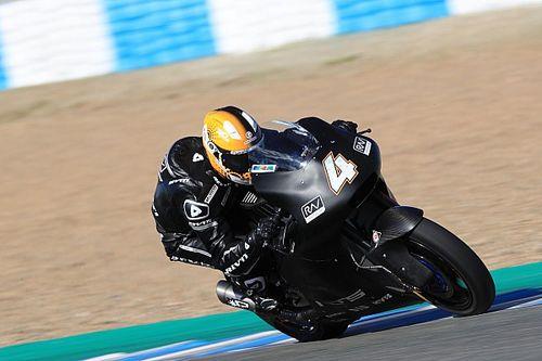 Tes Moto2 Jerez: Odendaal memimpin, Dimas Ekky kelima