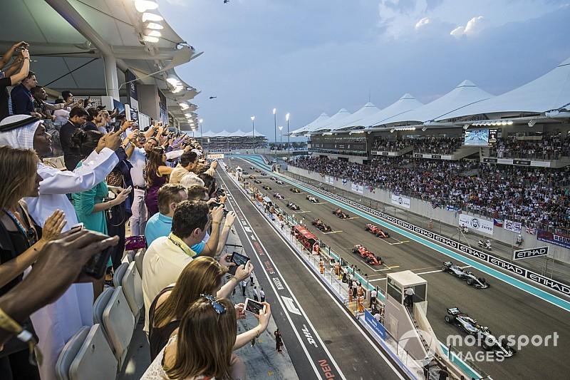 Formel-1-Simulation zeigt: Parallele Startaufstellung böte mehr Spannung