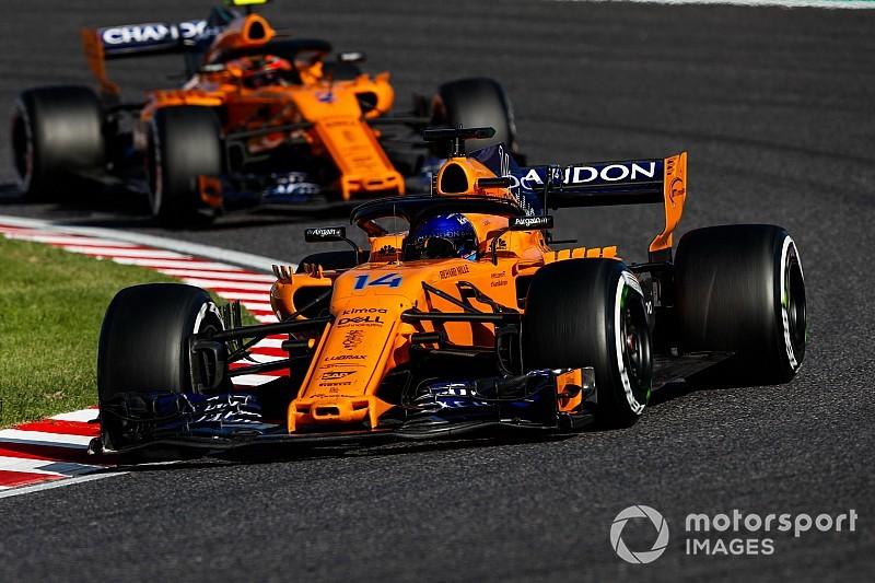 """P7 in der Fahrer-WM """"B-WM"""" interessiert Alonso nicht die Bohne"""