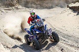 Cavigliasso gana la octava etapa del Dakar y se acerca a la victoria general