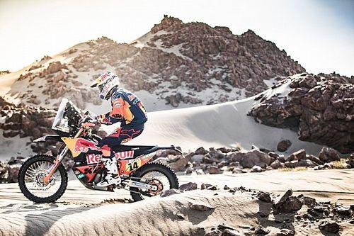 Dakar Stage 7: Sunderland klaim kemenangan