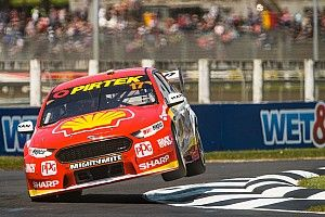 Supercars set for twin-spring damper ban