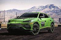 Lamborghini reveló una serie de carreras con la SUV Urus