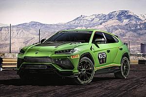Lamborghini unveils new Urus SUV racing series for 2020