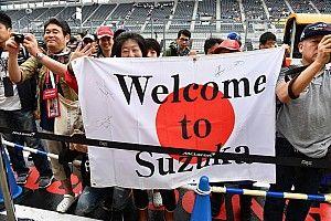GALERI: Suasana persiapan GP Jepang