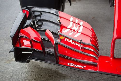 Atualizações técnicas da F1, direto do pitlane de Suzuka