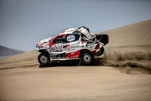 Al-Attiyah konfirmasi Alonso ingin tes Dakar Toyota