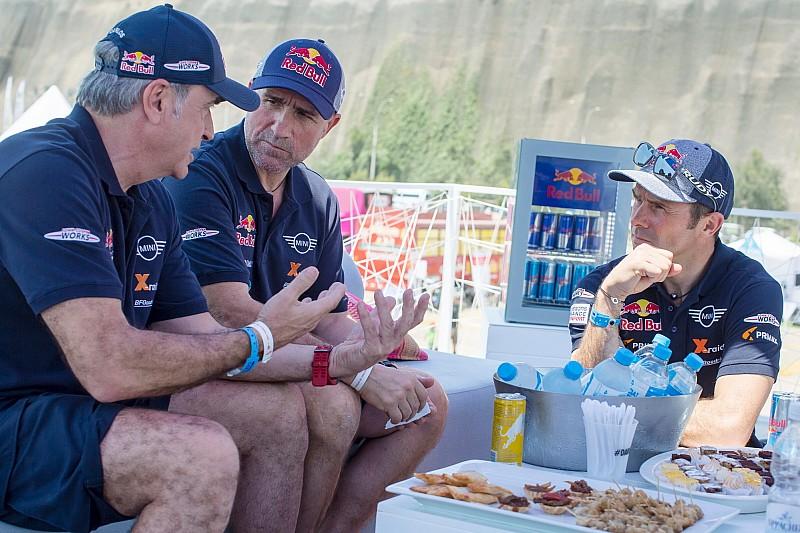 """Despres: """"Lo complicado era luchar contra Sainz y Loeb en Argentina; aquí está más igualado"""""""