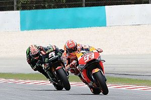 Zarco admits Marquez crash crossed his mind at Sepang
