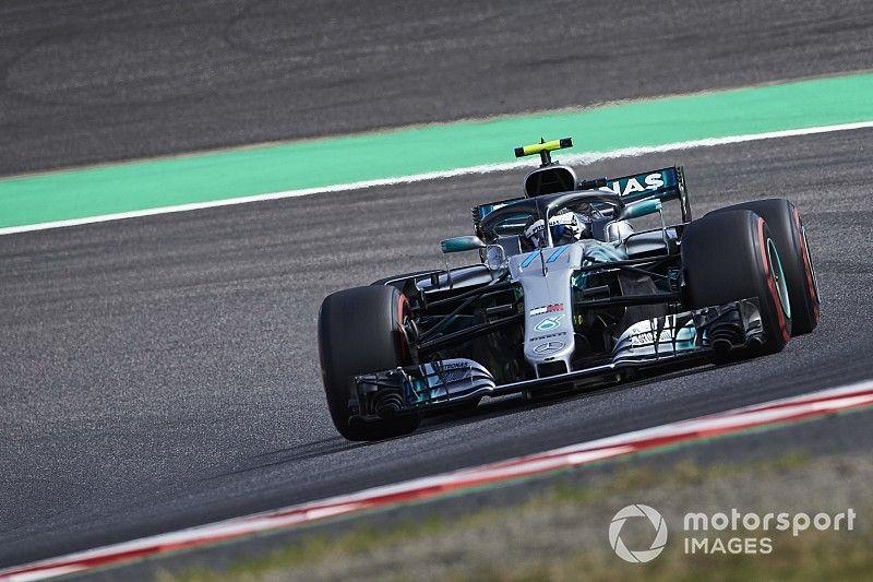 """El jefe de Mercedes espera que Bottas dé """"un paso adelante"""" en 2019"""