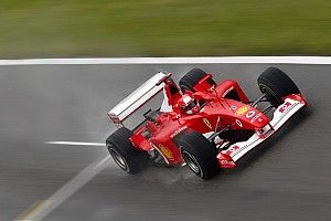 Schumacher's Ferrari F2002 to be auctioned in Abu Dhabi
