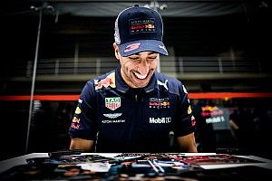 How Red Bull helped Ricciardo join F1's elite