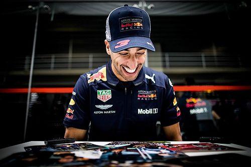 How Red Bull helped Ricciardo join F1's elite