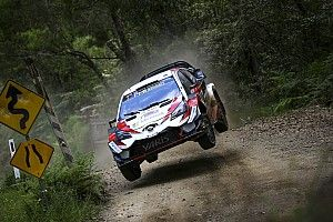 Australia WRC: Latvala hits the front, Ogier still leads title hunt