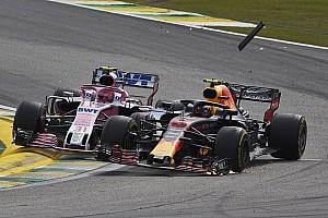"""Verstappen: """"Ocon olayı, babamın kazasına karşılık 'karma' idi"""""""