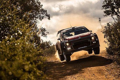 """Ogier : """"Mon ressenti initial"""" de la Citroën C3 WRC """"n'est pas trop mauvais"""""""