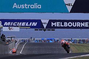El título no amedrenta a Márquez, que logra su quinta pole consecutiva en Australia
