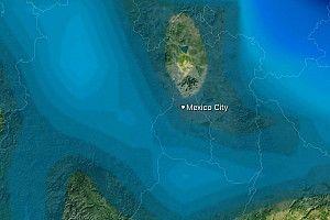 La lluvia amenaza la calificación en México