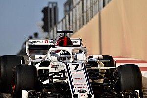 Turrini: Raikkonen, Alfa Romeo'yu podyumun en üst basamağına döndürmek istiyor