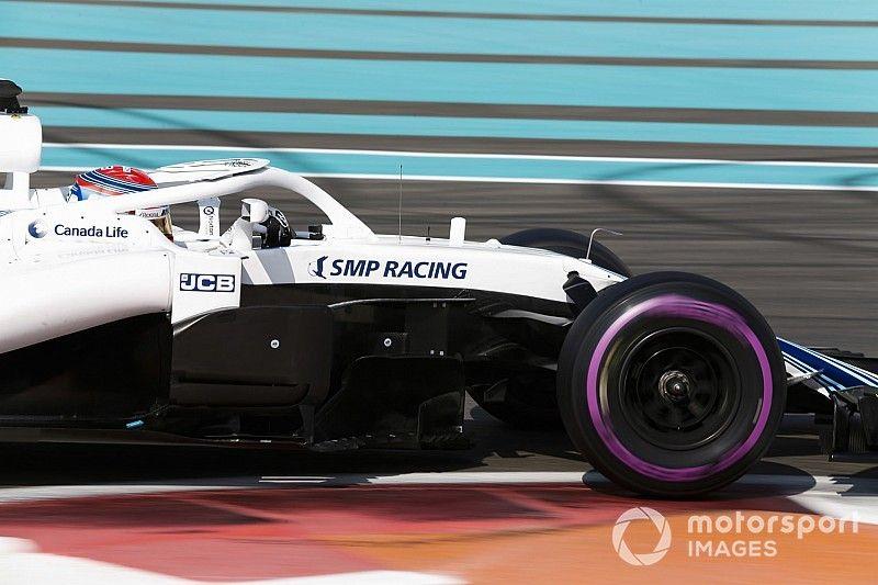 Abu Dhabi, Test Pirelli F1: Russell subito veloce al debutto sulla Williams