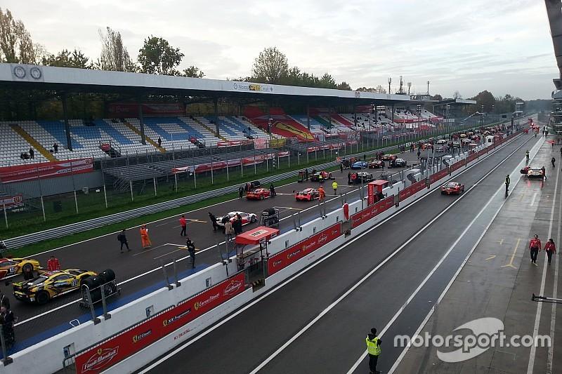 Finali Mondiali Ferrari: la carica dei... 101 in pista a Monza