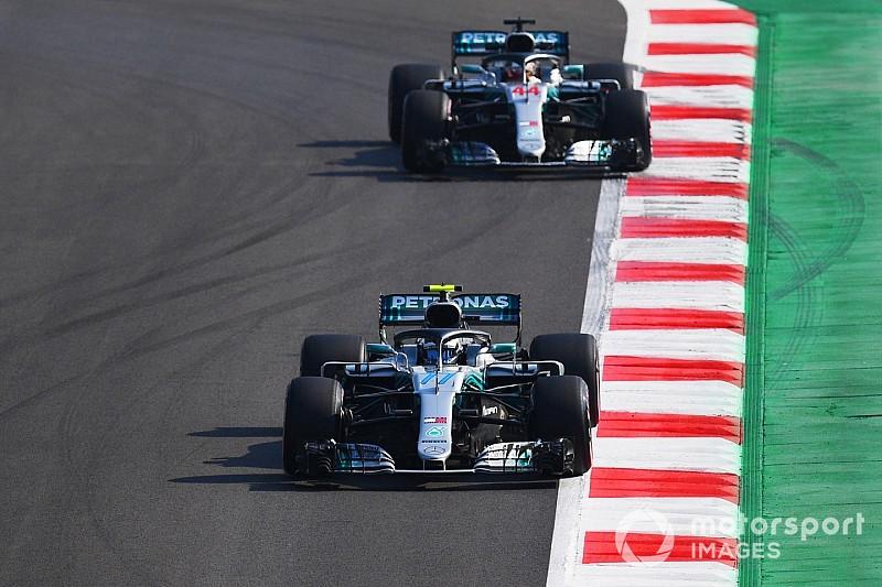 Mercedes musste Motor herunterdrehen: Noch ein Ass im Silber-Ärmel?