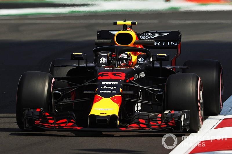 Ферстаппен показал лучшее время в третьей тренировке Гран При Мексики