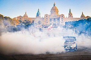 Fotostrecke: Die spektakulärsten Bilder der Rallye Spanien