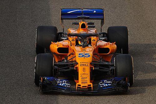 """Sainz : """"Merci à McLaren de m'avoir donné une voiture si fiable"""""""