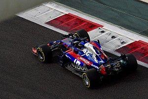 A Toro Rosso 2019-ben is szívesen lenne a Honda mozgó laborja