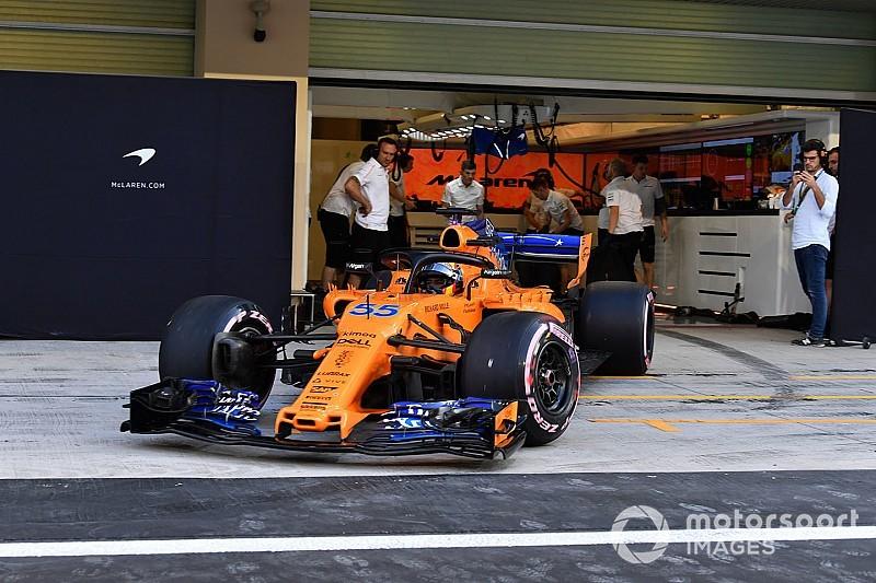 McLaren niet bang dat het geen graadmeter meer heeft