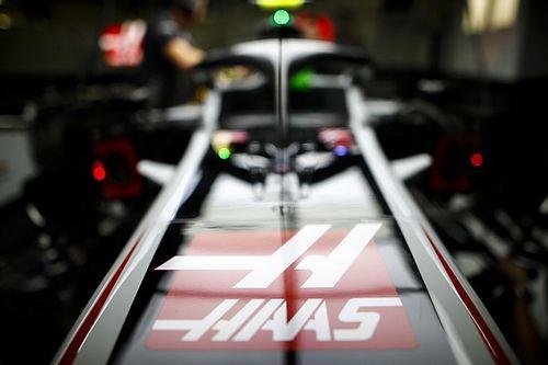 El coche de Haas en 2019... ¿con los colores de Lotus?