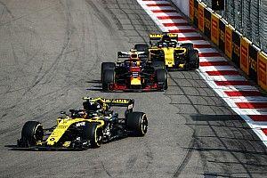 """Renault baalt niet van breuk: """"Red Bull bepaalde onze communicatie"""""""